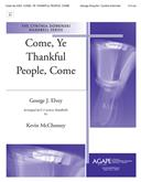 Come, Ye Thankful People, Come - 3-5 Octave-Digital Version