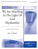We Are Marching in the Light of God - 3-5 Octave w/opt. Conga/Percussion-Digital