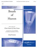 Breath of Heaven (Mary's Song) - 3-5 Oct.-Digital Version
