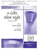 Celtic Silent Night, A - 3-5 Oct. w/opt. 3-4 Oct. Handchimes-Digital Version