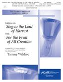 Calypso on Sing to the lord of Harvest with For the Fruit - 3-5 -Digital Version