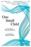 One Small Child - SATB-Digital Version