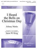I Heard the Bells on Christmas Day - 3-7 Oct.