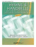 Hymns and Handbells for 3-5 Oct. Vol. 2 (Reproducible) Cover Image