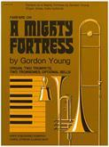 "Fanfare on ""A Mighty Fortress"" - Organ and Brass Cover Image"
