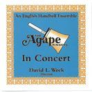 Agape Ringers in Concert - CD Cover Image