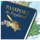 Passport to England - CD Cover Image