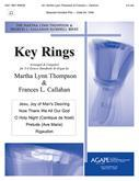 Key Rings - 3-4 Octave Handbell Part Cover Image