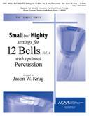 Small But Mighty with Percussion Vol 4 Cover Image