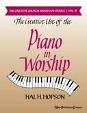 Creative Use of Piano in Worship-Digital Version Cover Image