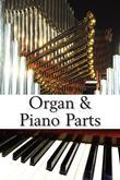 Immortal, Invisible - Piano/Organ Duet Accomp. Part