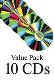 Joy to the World: A Celebration of Carols - Value Pack (10 CDs)