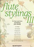 Flute Stylings III - Book and CD