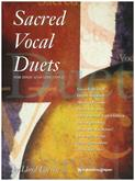 Sacred Vocal Duets  (Book and CD)
