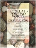 Spirituals for Two Voices (Book and Accomp. CD)