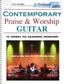 Contemporary Praise and Worship Guitar (Book and CD) Cover Image