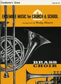 Ensemble Music for Church and School - Conductor's Score