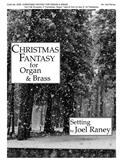 Christmas Fantasy for Organ and Brass Cover Image