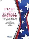 Stars and Stripes Forever - Org. and 2 Trumpets Cover Image