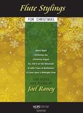 Flute Stylings for Christmas - Book Cover Image