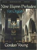 Nine Hymn Preludes-Cover Image