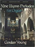Nine Hymn Preludes - Organ Cover Image