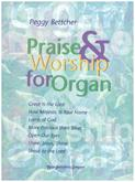 Praise and Worship for Organ Cover Image