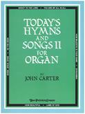 Today's Hymns and Songs II for Organ Cover Image
