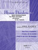 Hymn Dazzlers: Set 1 - Organ-Piano Duet Cover Image