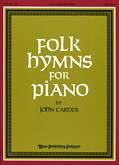 Folk Hymns for Piano Cover Image