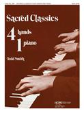 Sacred Classics for Four Hands - Piano Cover Image