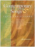 Contemporary Hymns & Songs For Piano/4 Hands-Cover Image