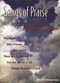 Songs of Praise - Piano Book Cover Image
