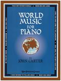 World Music for Piano - Piano Cover Image