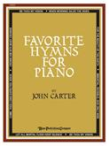 Favorite Hymns for Piano Cover Image
