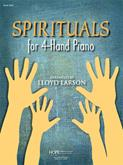 Spirituals for 4-Hand Piano Cover Image