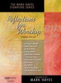 Reflections for Worship - Piano Solos Cover Image