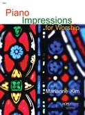 Piano Impressions for Worship Vol. 1 - Score Cover Image