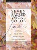 Seven Sacred Vocal Solos - Book Cover Image
