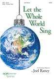 Let the Whole World Sing - Score Cover Image
