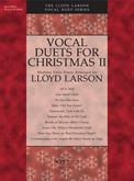 Vocal Duets for Christmas II - Book Cover Image