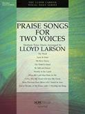 Praise Songs for Two Voices - Book Cover Image