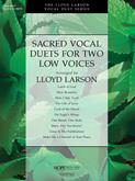 Sacred Vocal Duets for Two Low Voices - Book