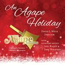 An Agape Holiday- CD Cover Image