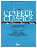 More Clapper Classics - 3 Octave Cover Image