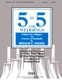 Five by Five for Weddings Vol. 1 - 3 Octave Cover Image