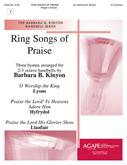 Ring Songs of Praise - 2-3 Octave Cover Image