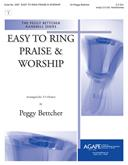 Easy to Ring Praise and Worship - 2-3 Oct. Cover Image