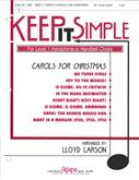 Keep It Simple (Carols for Christmas) - 3 Oct. Collection