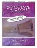 2-3 Octave Classics (Reproducible) Cover Image